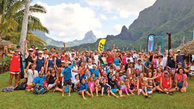 2014 Moorea group